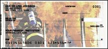 find firefighter checks online for people who love fire fighters and also find civic duty checks and public service checks