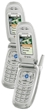 Two Samsung VI660 Digital Cell Phones from Sprint PCS